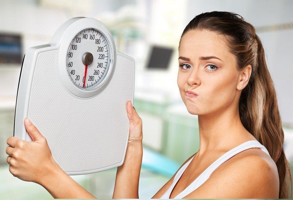 kaip geriausia įvertinti svorio kritimą)