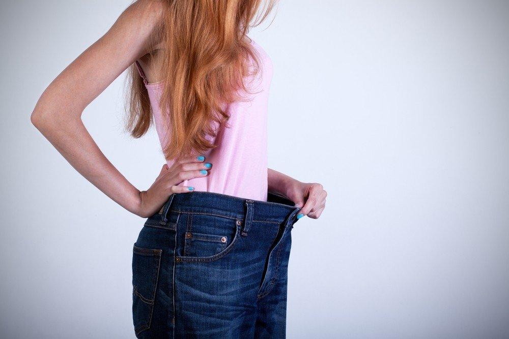 70 svarų svorio moteris