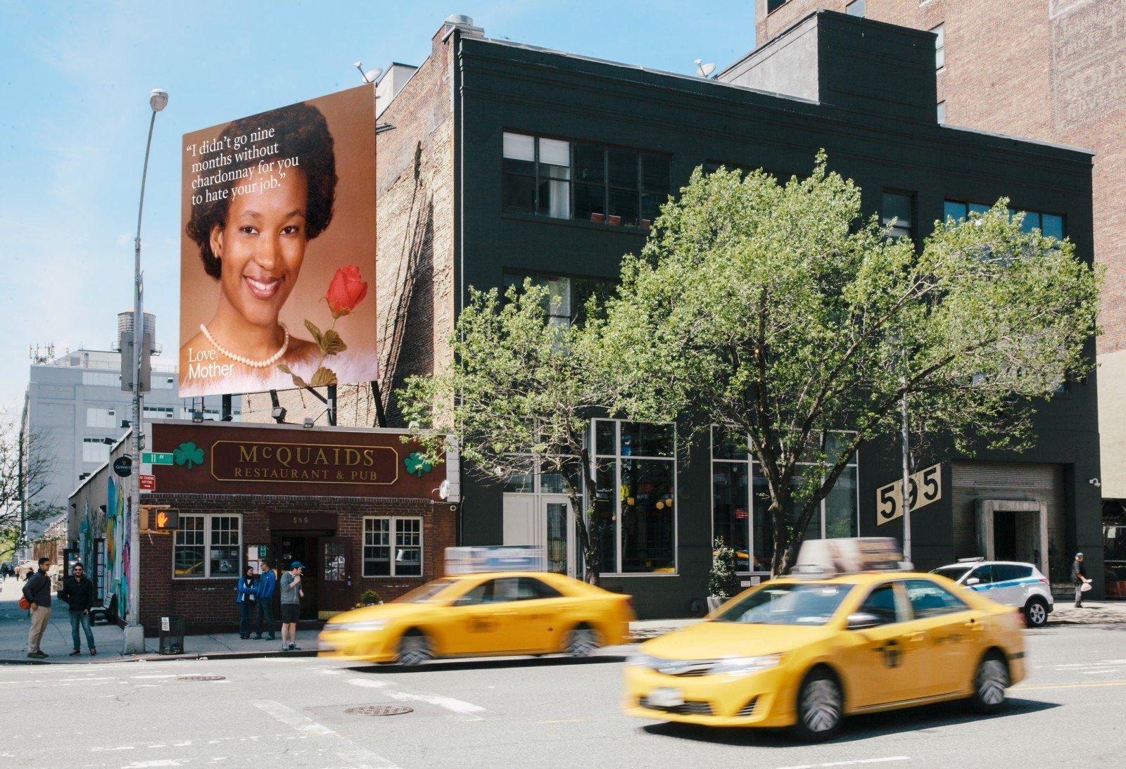 Kai laimi idėja: kaip Niujorko kūrybinė agentūra laimėjo JAV dėmesį