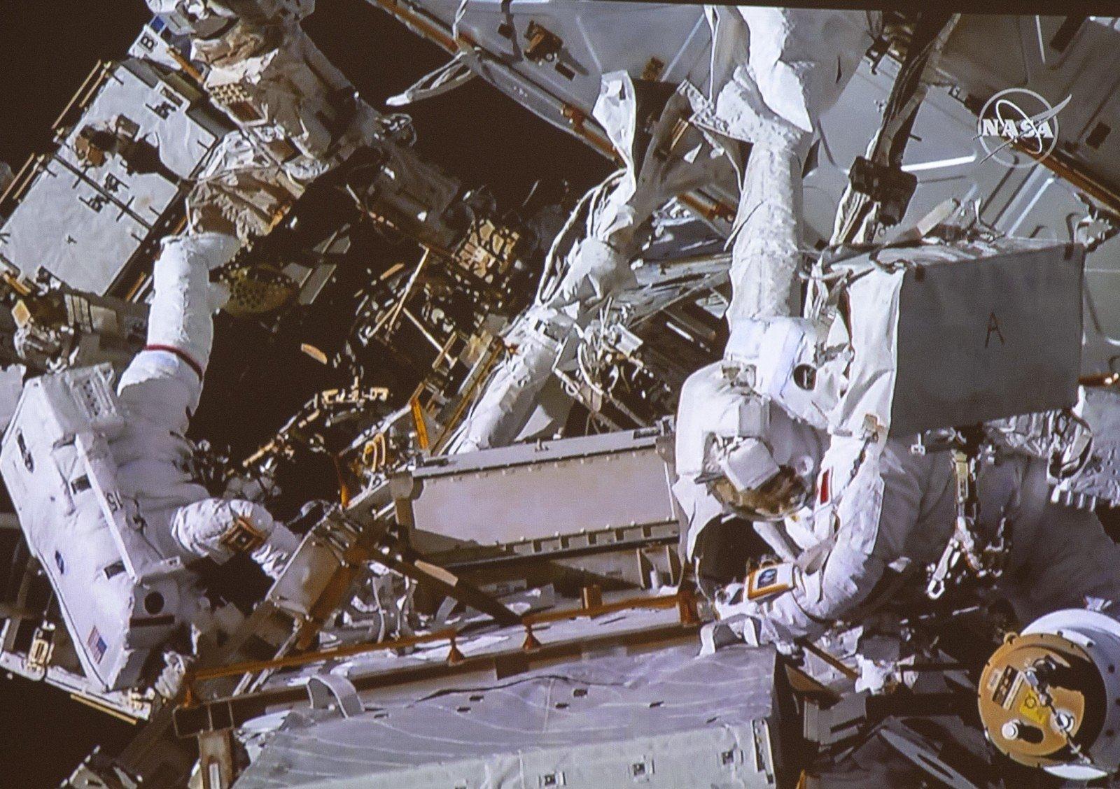 Ну и ну: NASA расследует первое в истории преступление, совершенное в космосе