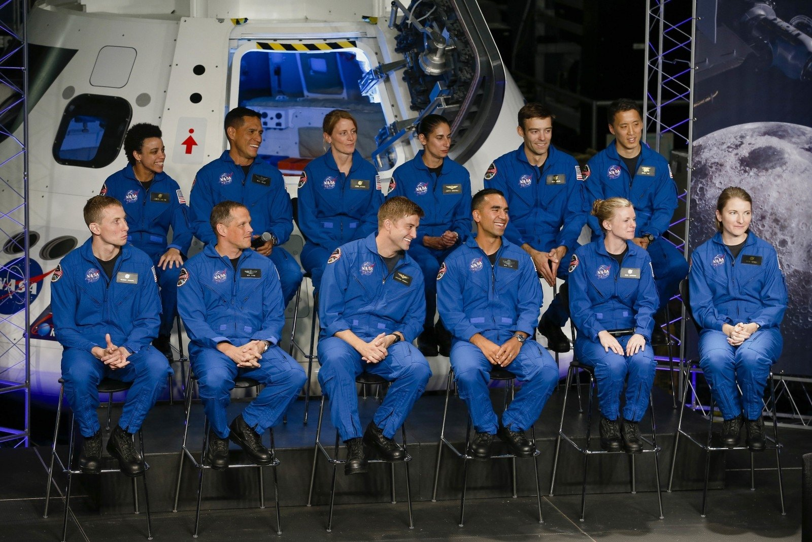 new nasa astronauts - HD 1200×800