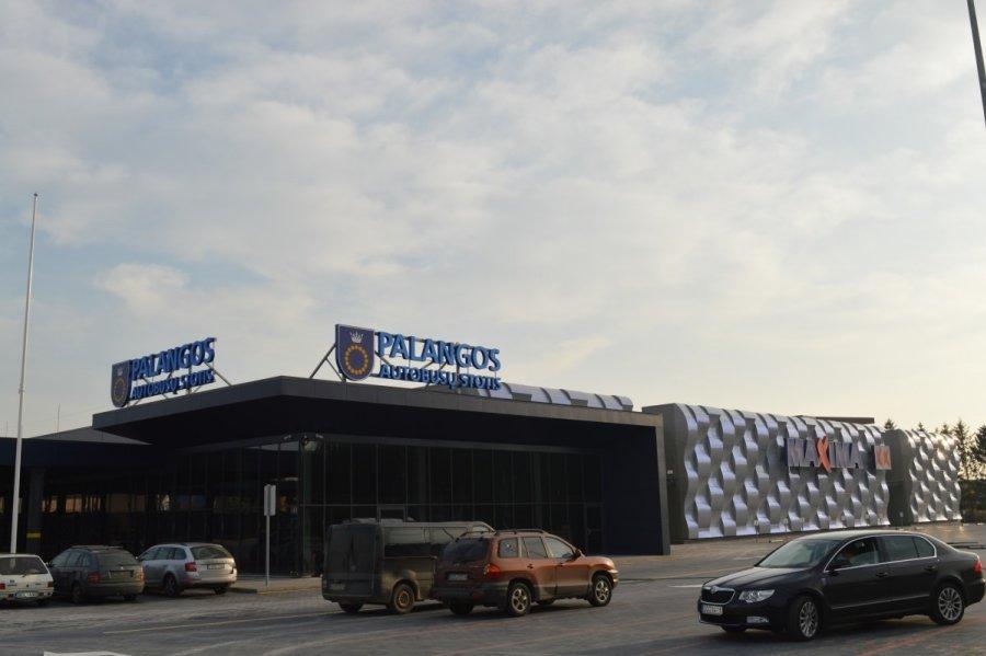 В Паланге появится новый автовокзал - RU.DELFI