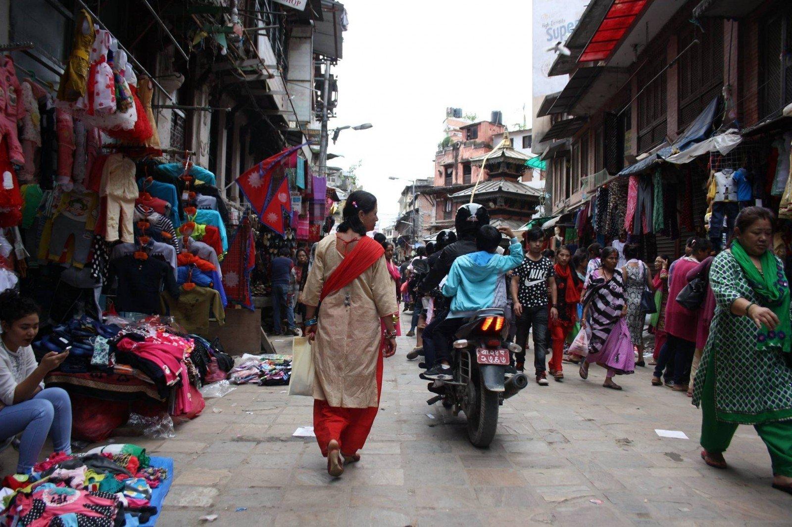 prekybos sistema nepale