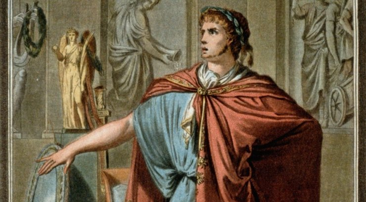 agrippina and heros relationship