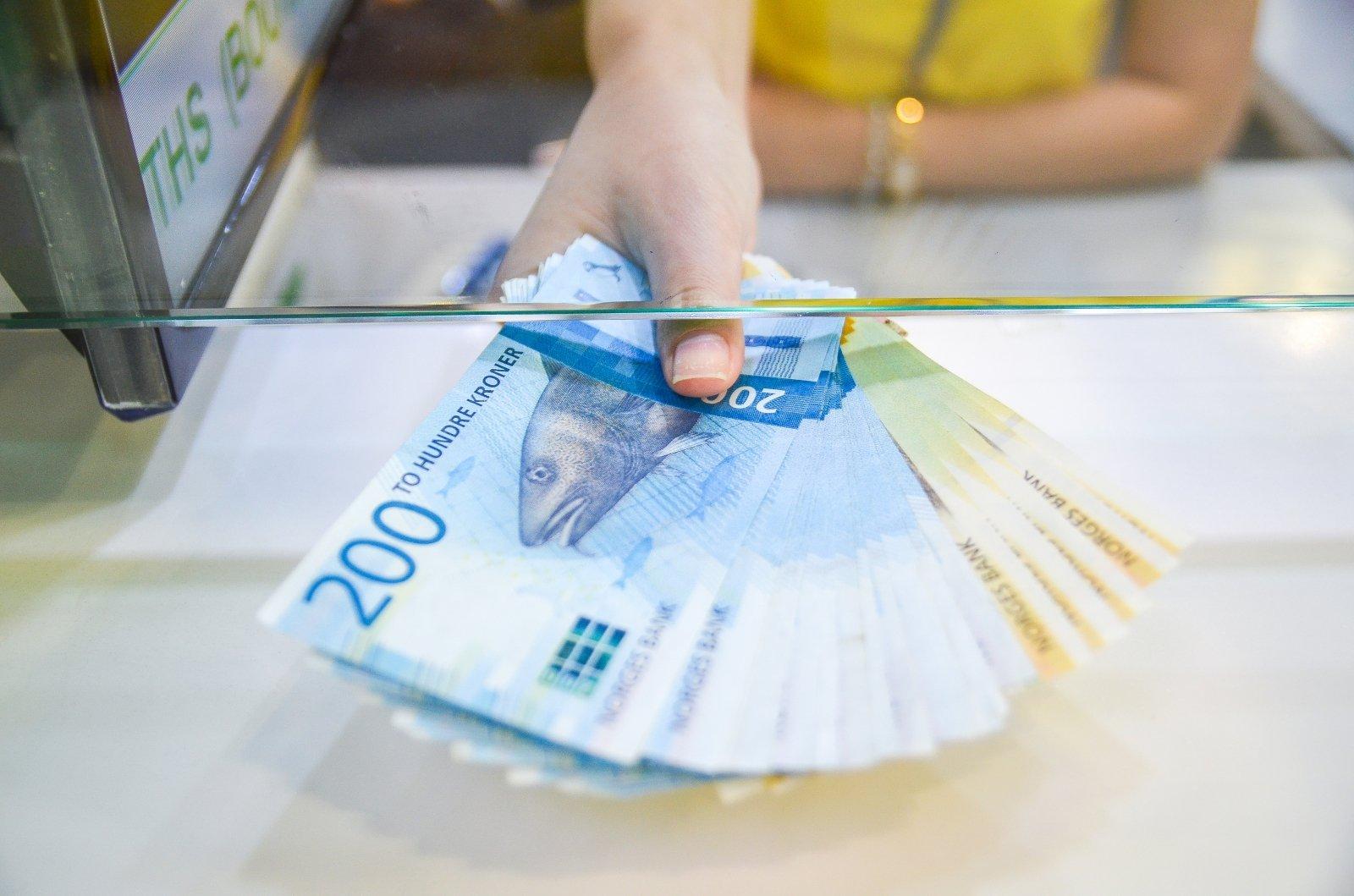 valiutos prekybos handelsbanken)