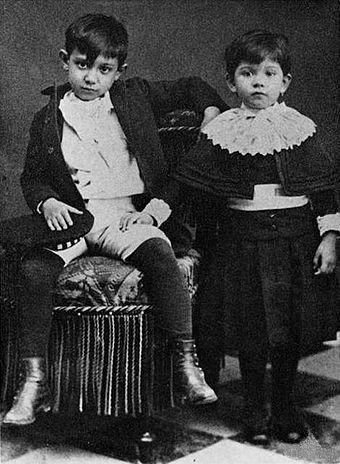Pablo Picasso su seserimi