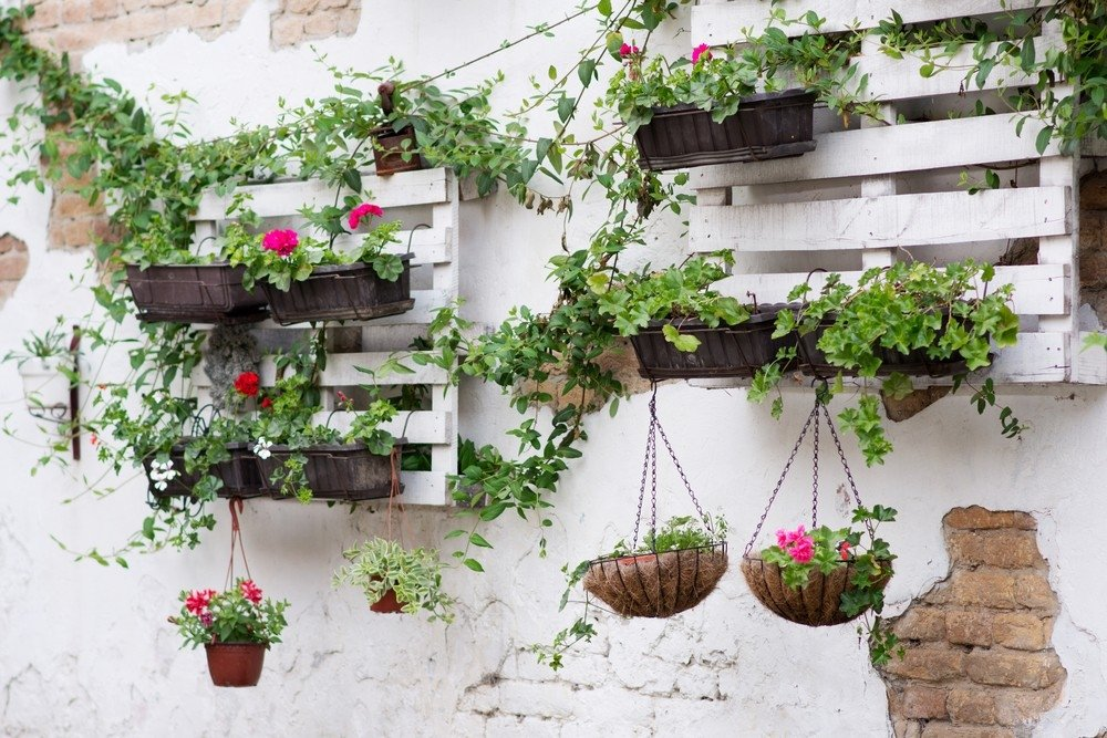 Id jos sodui k galima padaryti i medini pale i - Wandgestaltung terrasse ...