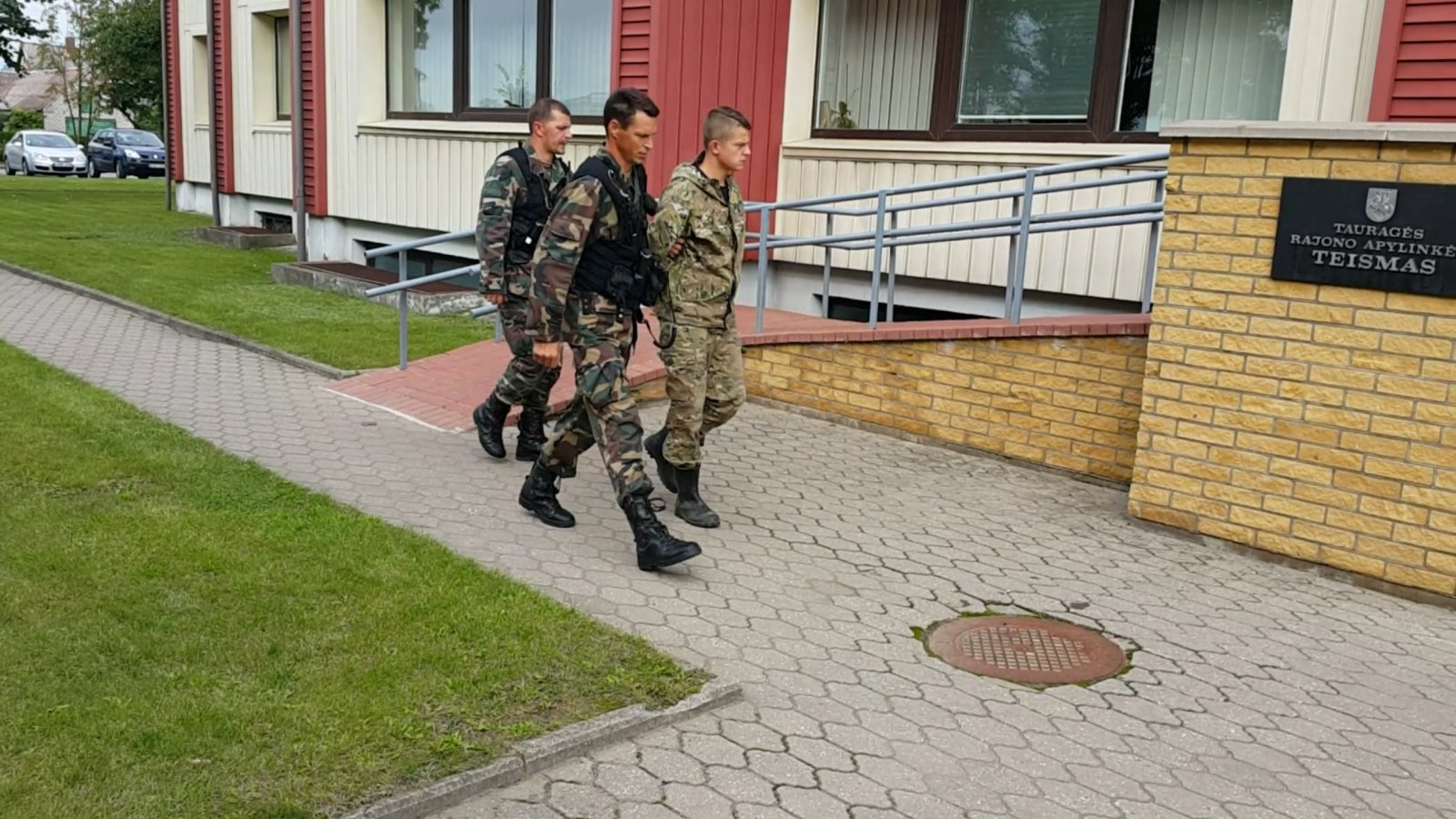 Нетрезвый житель россии без документов нелегально переплыл границу сЛитвой