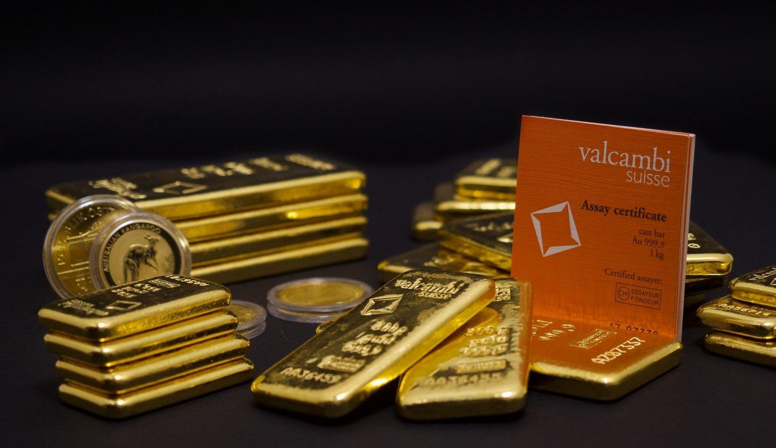 prekybos auksu galimybės)