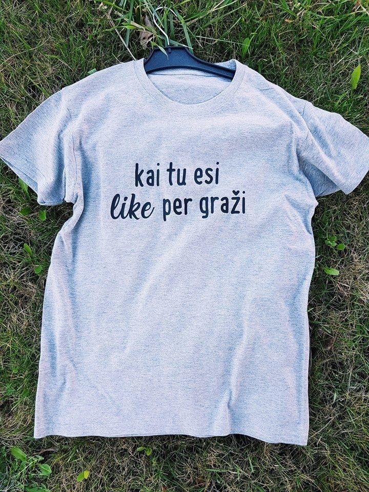 Suskubo pasinaudoti per gražia save laikančios Emmos istorija: jau siūlo marškinėlius
