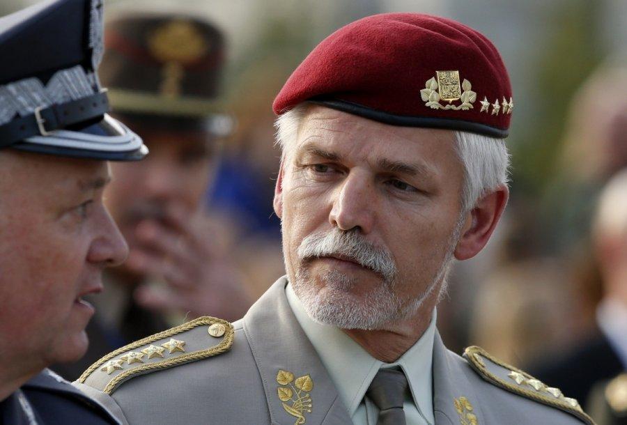 Český generál Pavel hrozí Rusku jaderným úderem