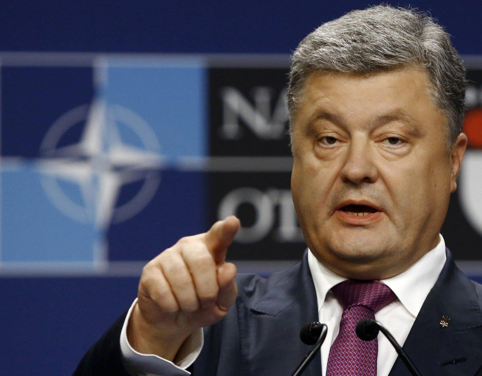 Порошенко враг не смог поставить Украину на колени