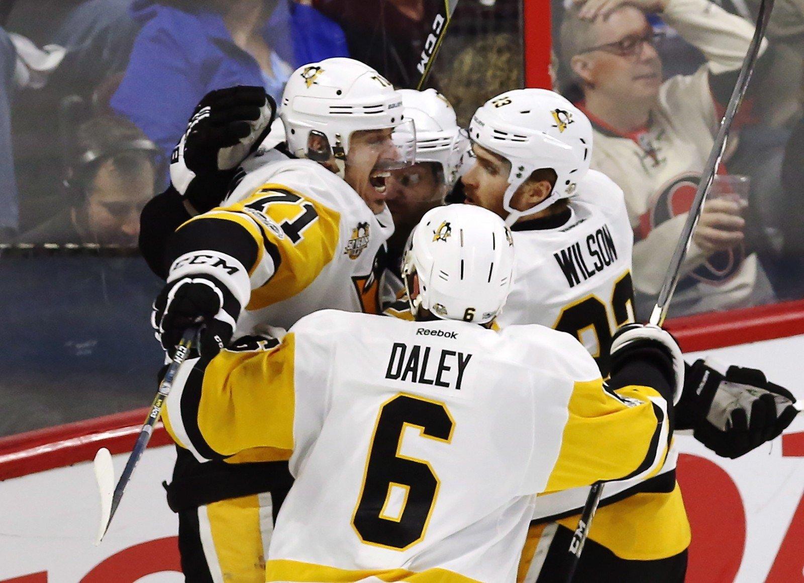 «Питтсбург» разгромил «Оттаву» ивышел вперед вполуфинальной серии плей-офф НХЛ