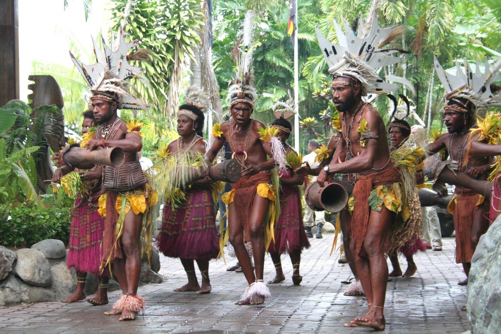 Племя которое занимается сексом