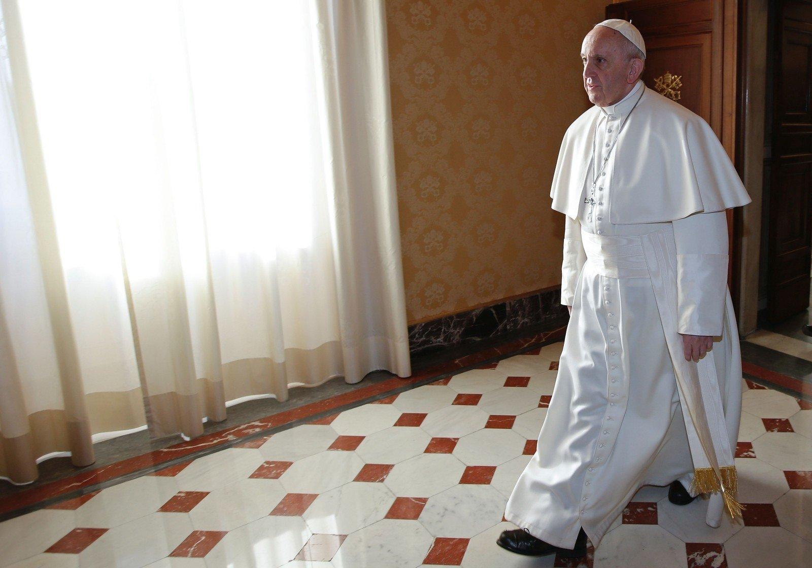 Папа Римский упомянул Украинское государство всвоей пасхальной речи