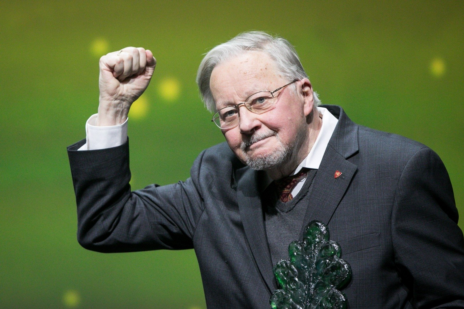 Витаутас Ландсбергис: быть литовцем – честь, тогда и 4 миллиона – не предел - RU.DELFI