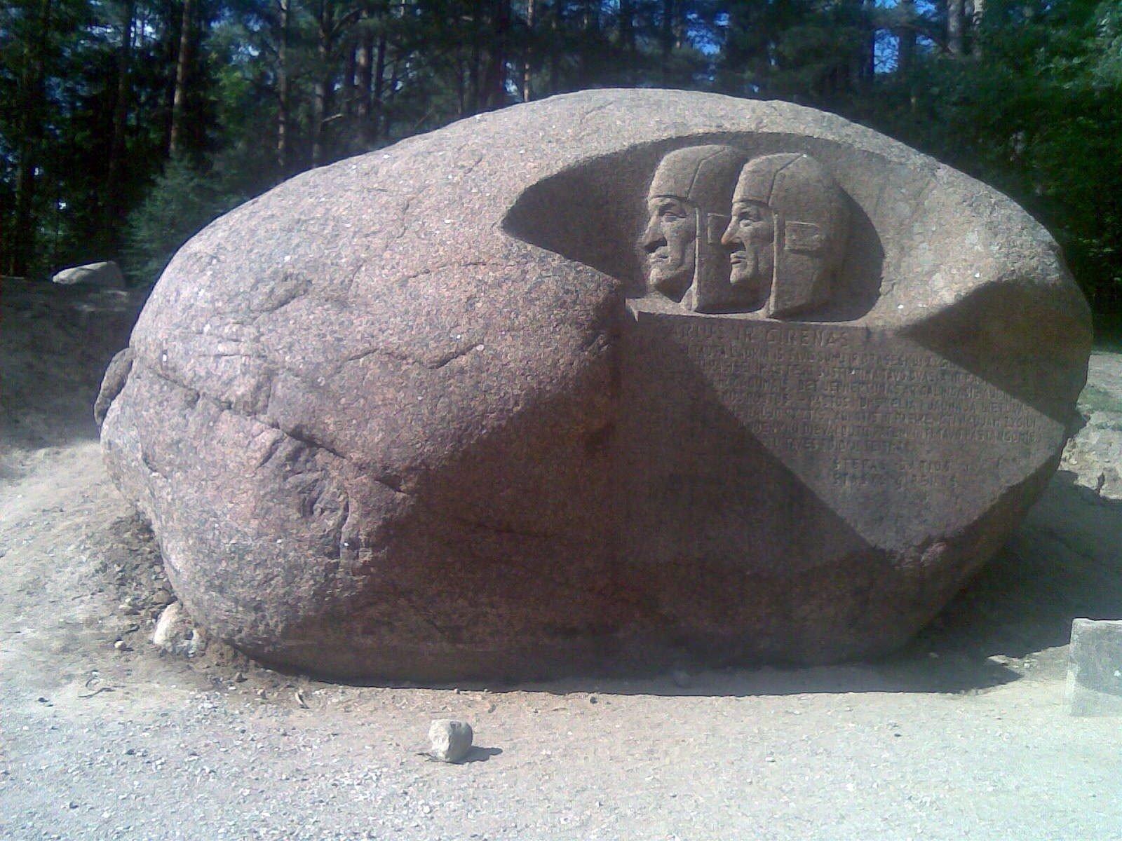 Laikas atsikratyti akmenų