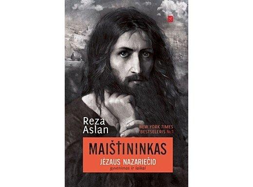R. Aslano knygos viršelis