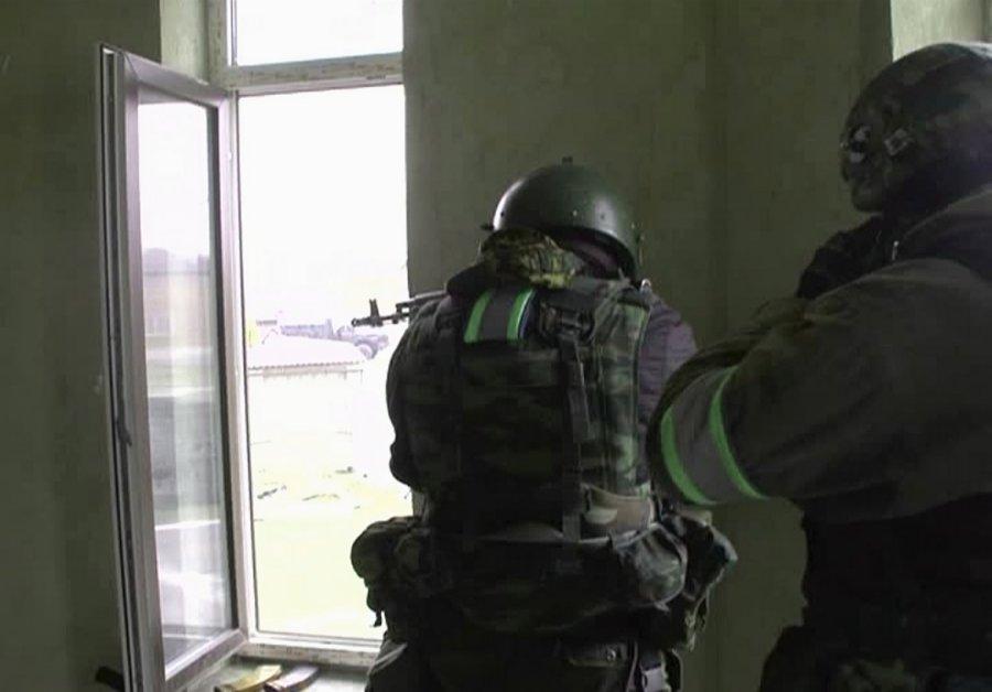 Милиция застрелила двоих предполагаемых террористов вНижнем Новгороде