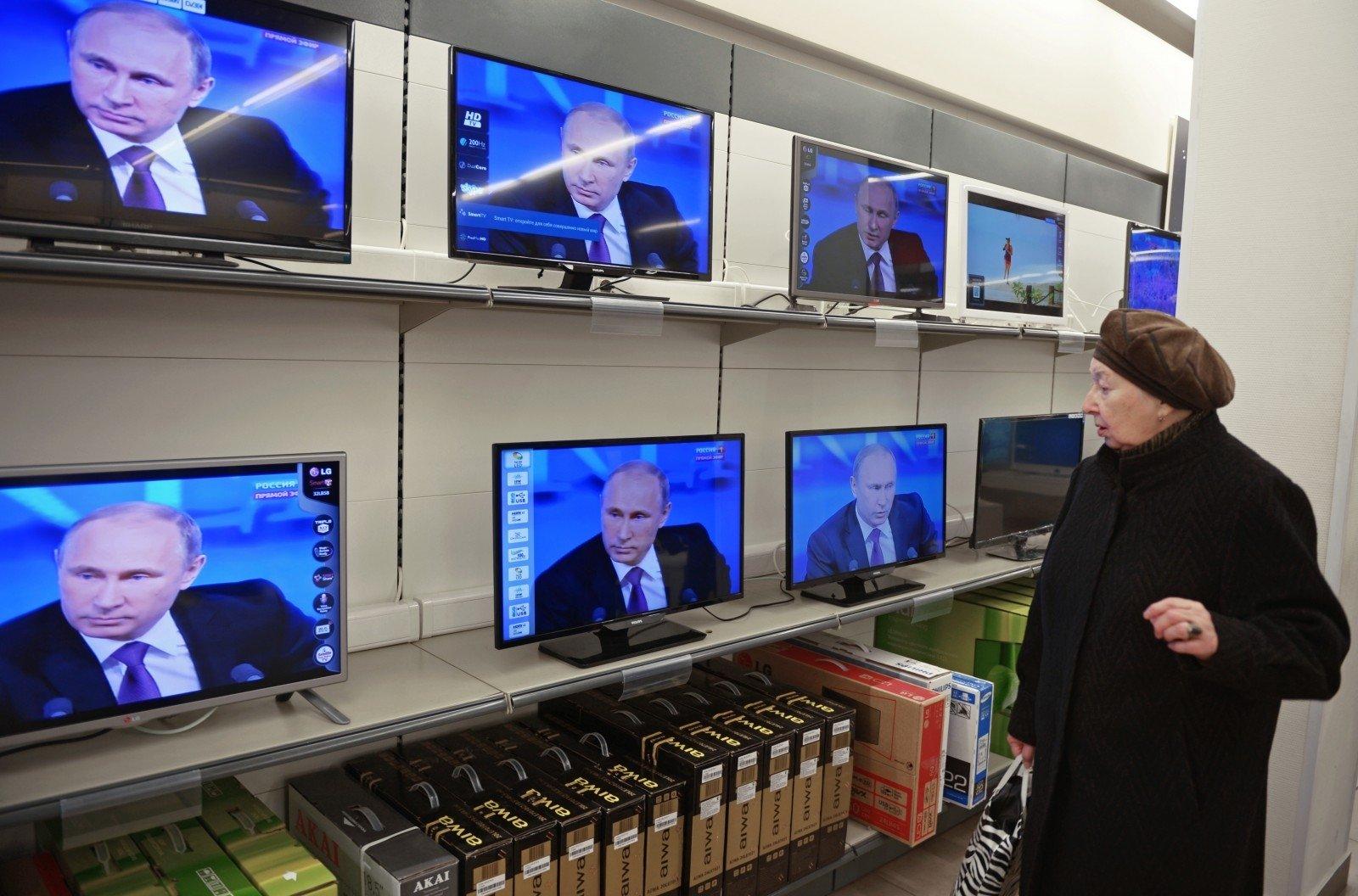 ВЛитве хотят уменьшить число русских телевизионных программ