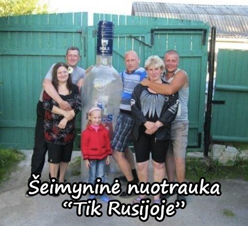 Beprotiška Rusija: 19 dalykų, kuriuos rusai daro geriau nei visas likęs pasaulis