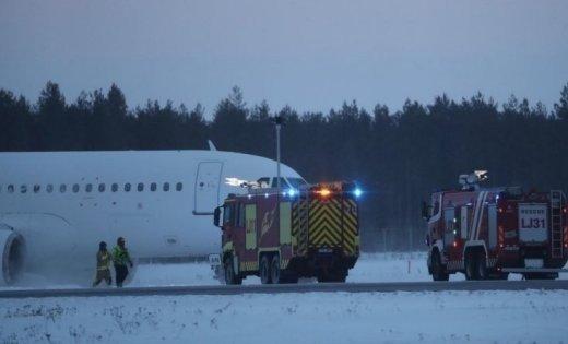 Таллинский аэропорт работает в прошлом режиме— Эстония