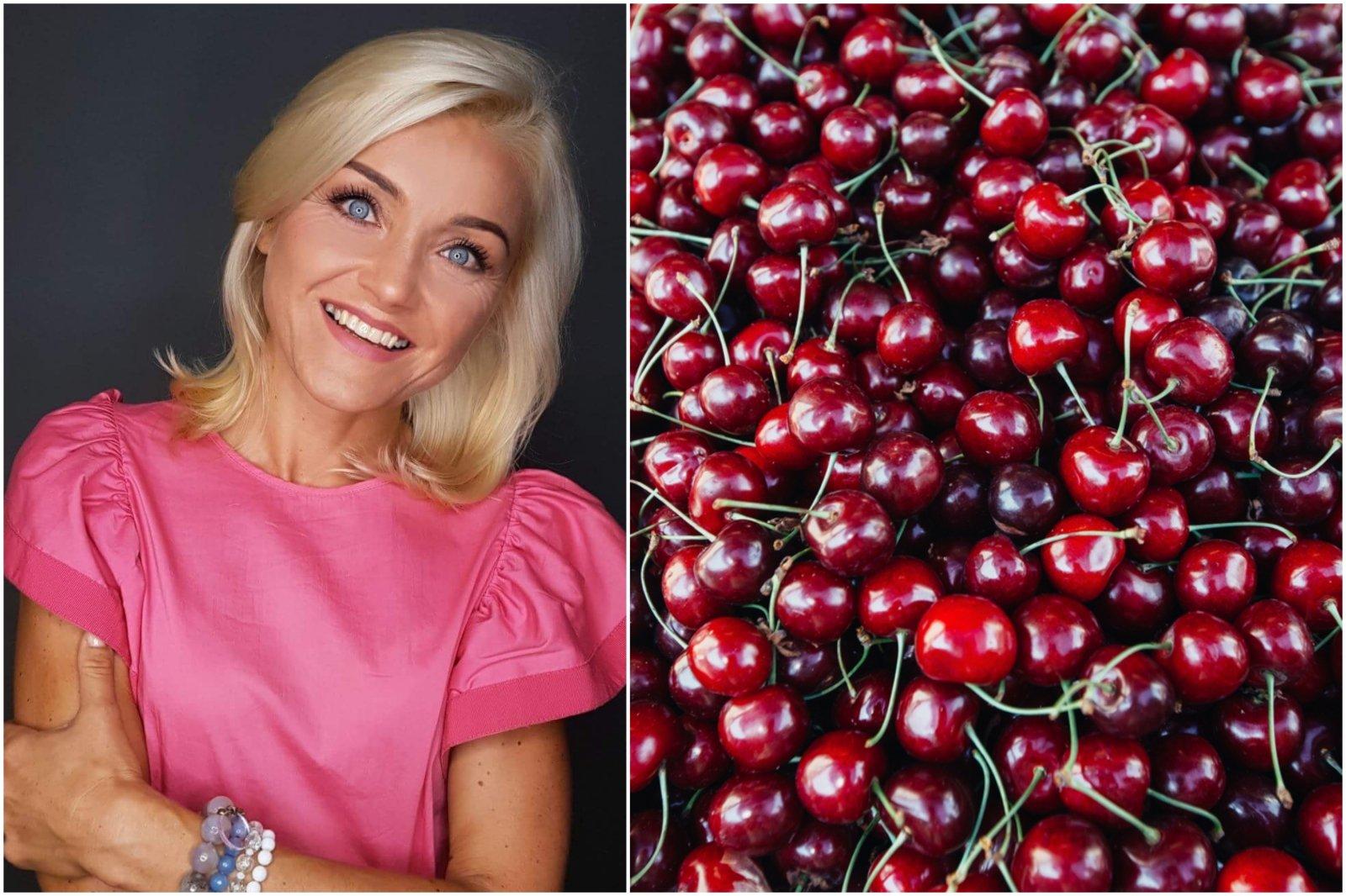 Kaip sulaukti burnoje tirpstančių vyšnių derliaus? Tik keletas nurodymų