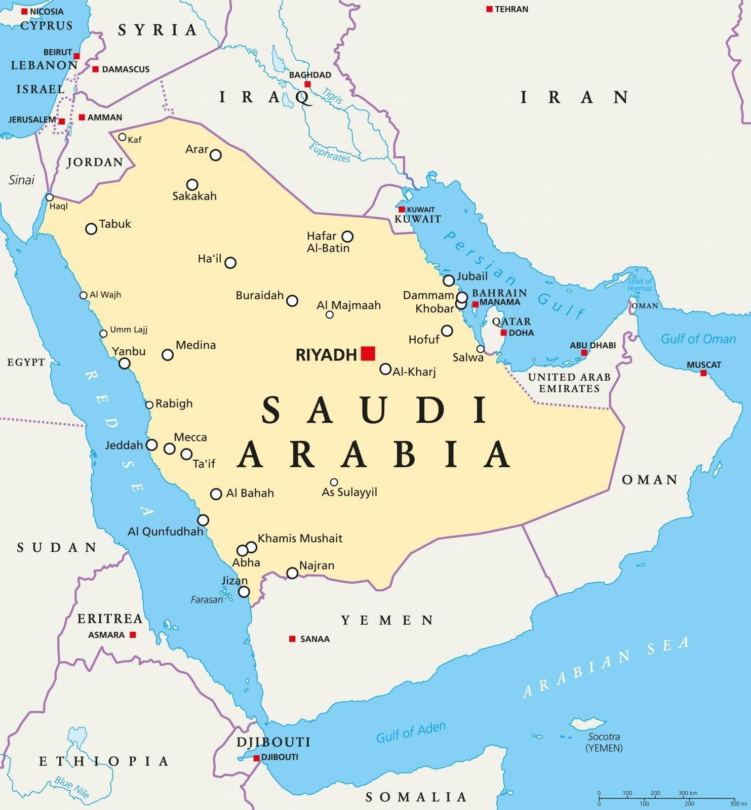 btc tinklai saudo arabija
