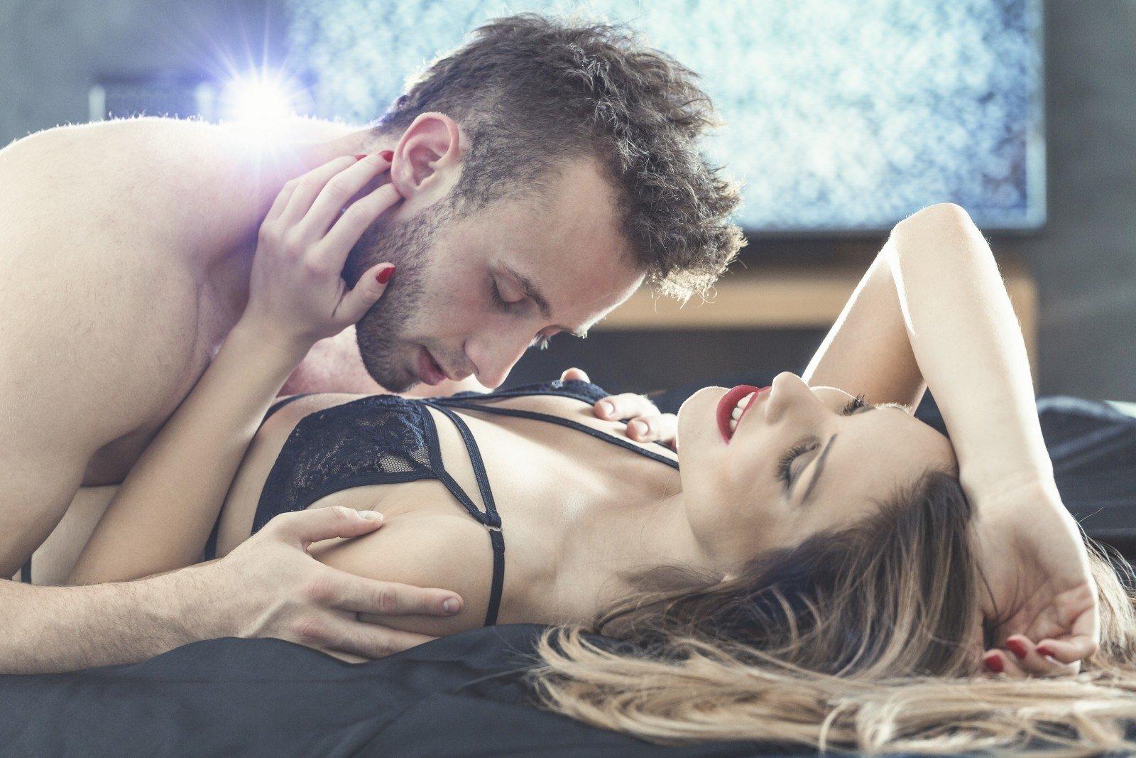 прелюдия в эротическом белье смотреть - 9