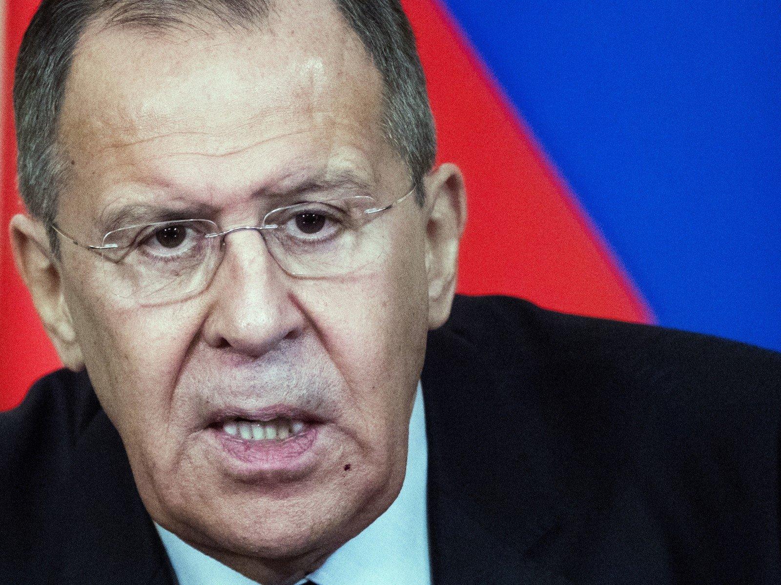 РФ  теряет остатки доверия кстранам Запада— Лавров