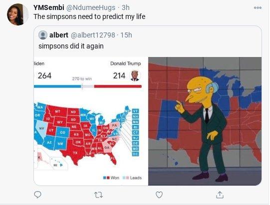"""""""Simpsonų"""" kūrėjai vėl nuspėjo ateitį"""