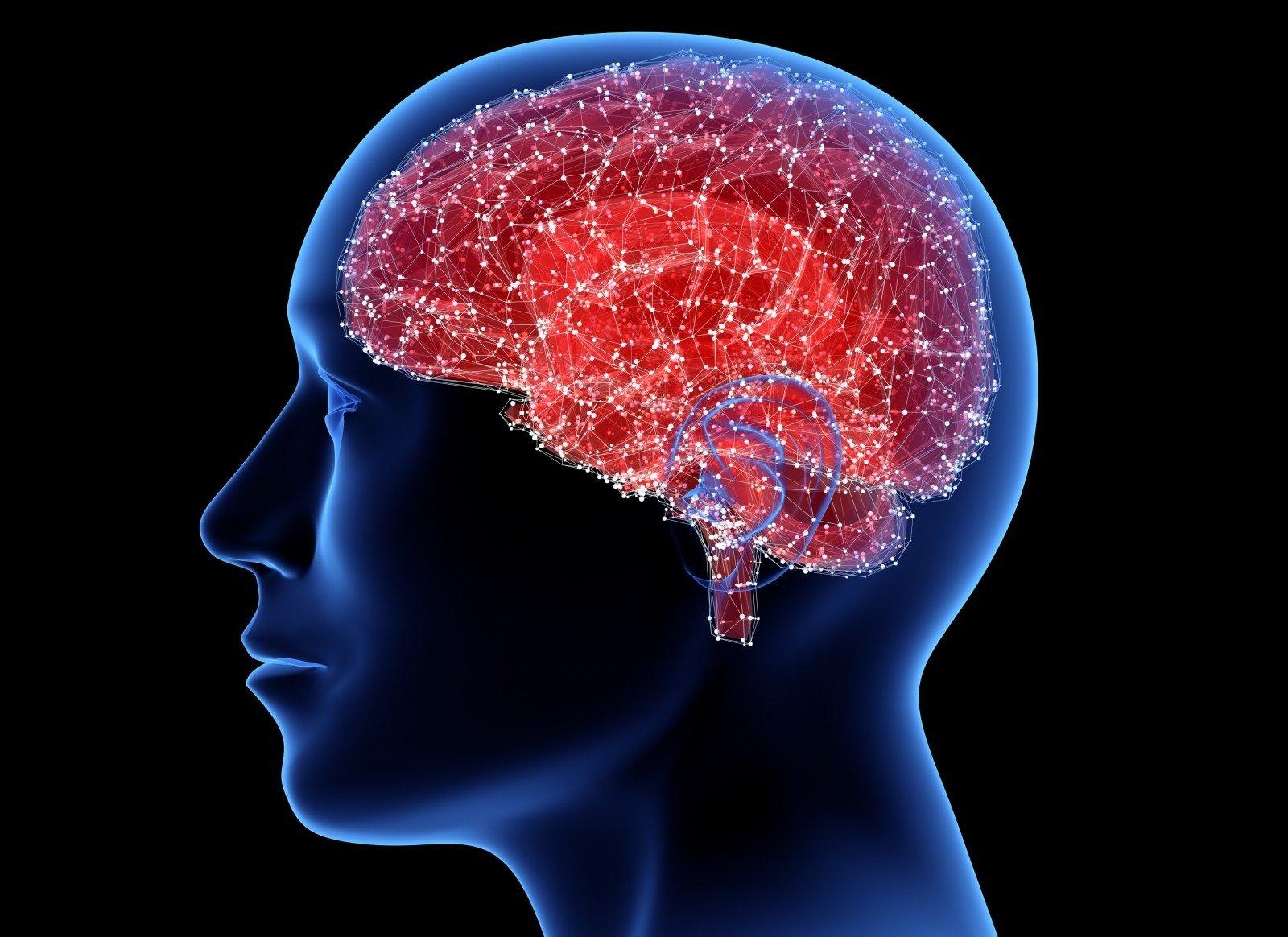 smegenų kraujavimas dėl hipertenzijos)