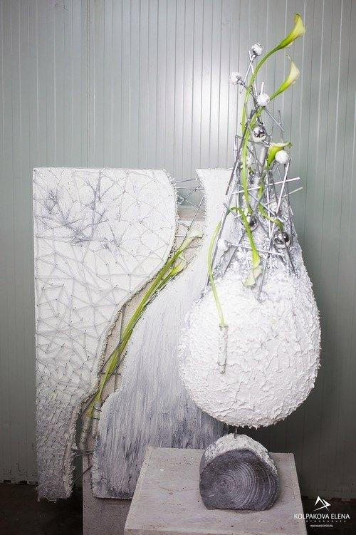 Floristo idėjos, kaip patiems sukurti eglutę