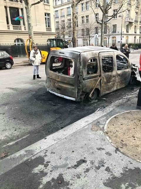 Susirėmimai Prancūzijoje