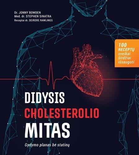 cholesterolio poveikis širdžiai