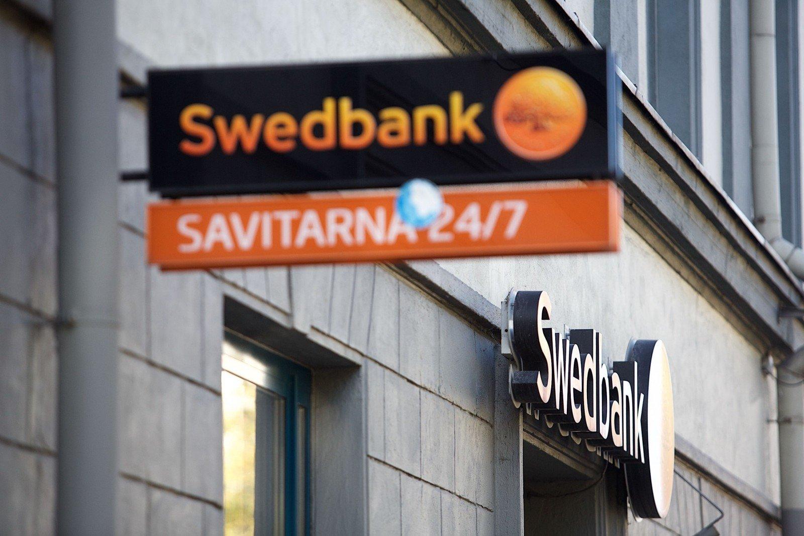 Vertybiniai popieriai swedbank