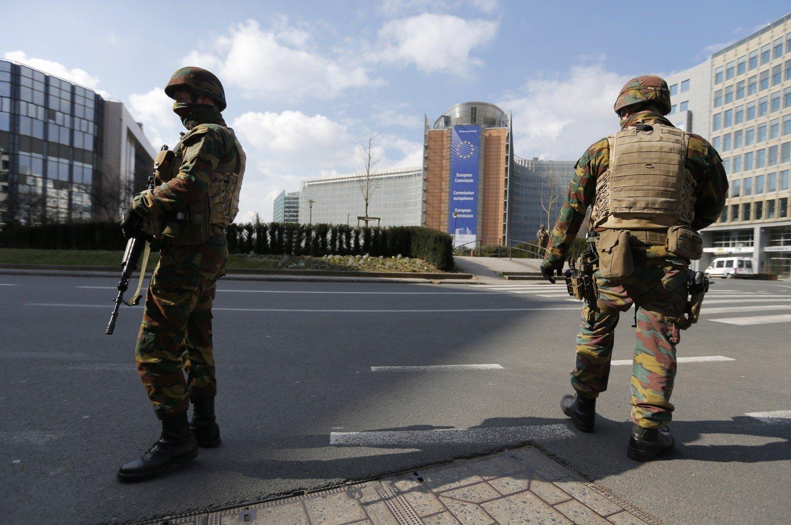 ВБельгии освободили одного изподозреваемых впричастности ктерактам