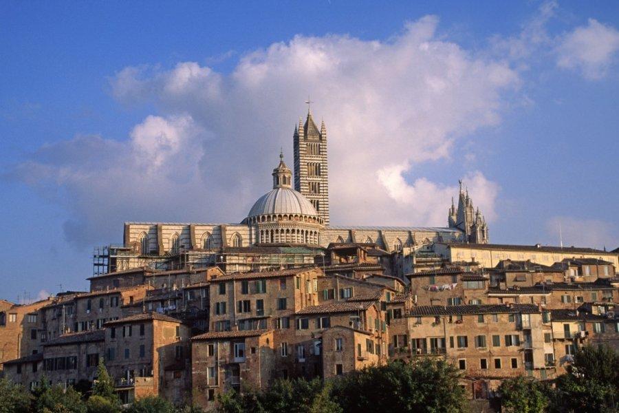 Miestas italijoje toskanoje