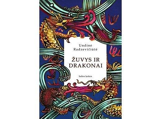 Undinės Radzevičiūtės knygos viršelis