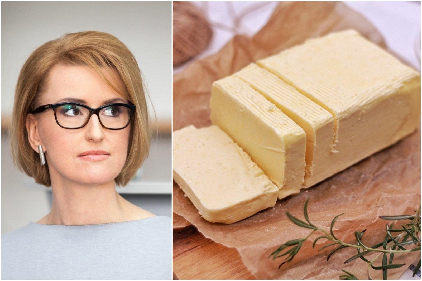 Geriausi geriamo pieno neturintys sviesto pakaitalai virimui ir kepimui