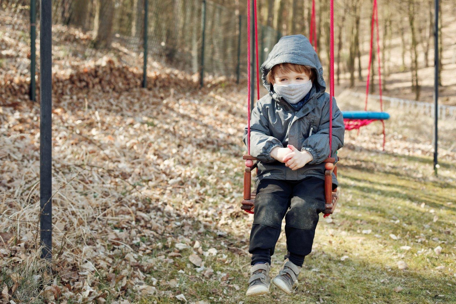 Didesnė ankstyvos širdies ligos rizika vaikams ir paaugliams.