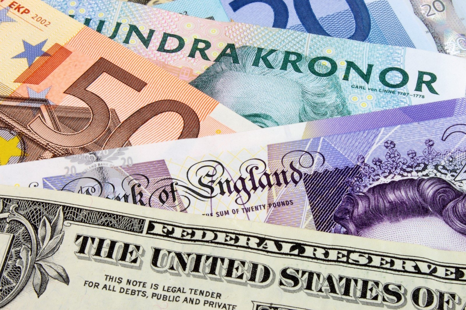 valiutos prekybos švedija