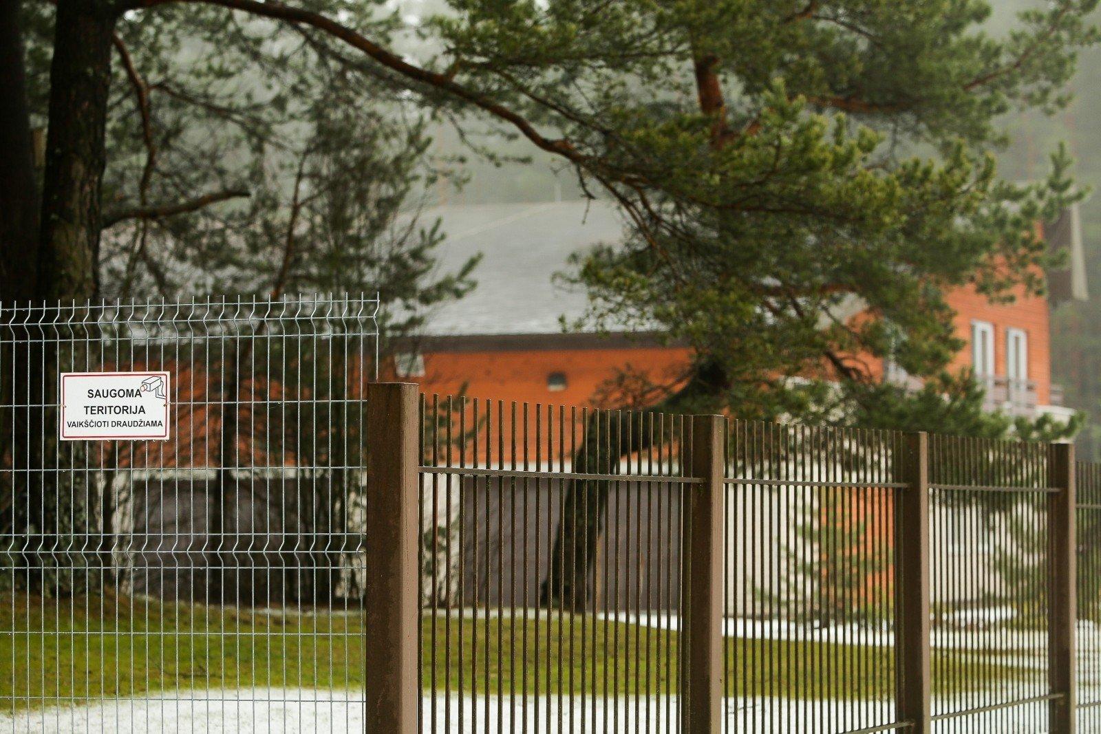 Страсбургский суд рассматривает жалобу Литвы по решению в деле о тюрьме ЦРУ