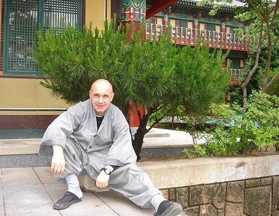 Vienuolis Kęstutis Marčiulynas–Bo Haeng Sunim