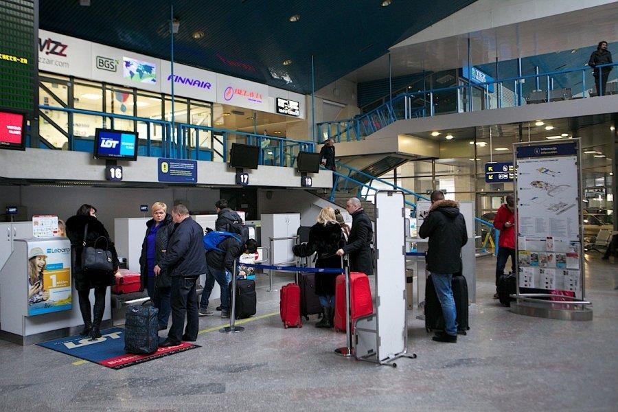 Dublino oro uostas atvykimas