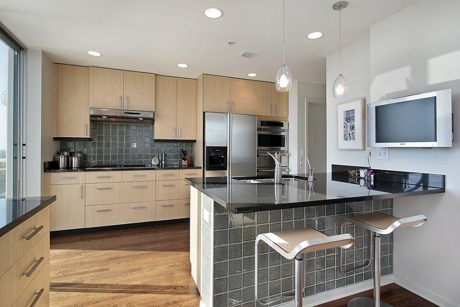 Ремонт гостиной кухни своими руками