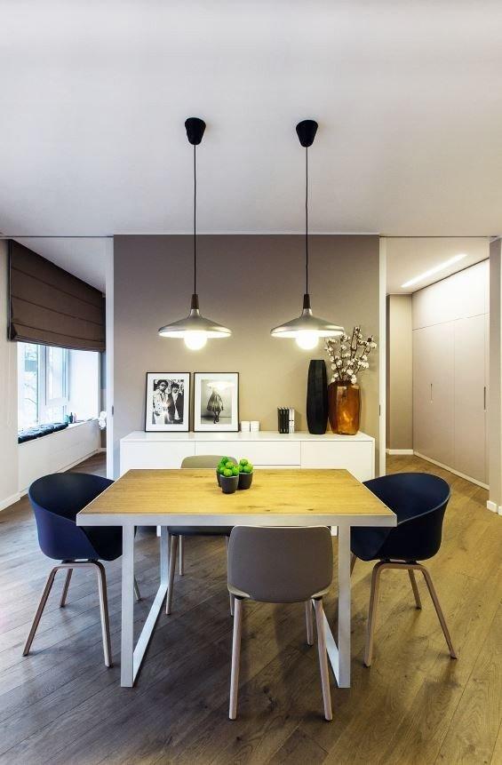 Jaukus ir stilingas minimalistinis interjeras Vilniuje – už protingą kainą