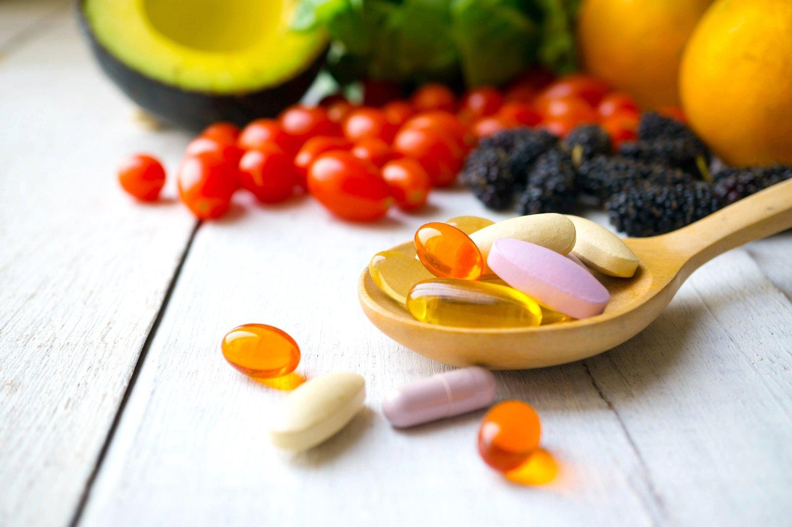 geriausi vitaminai papildai širdies sveikatai
