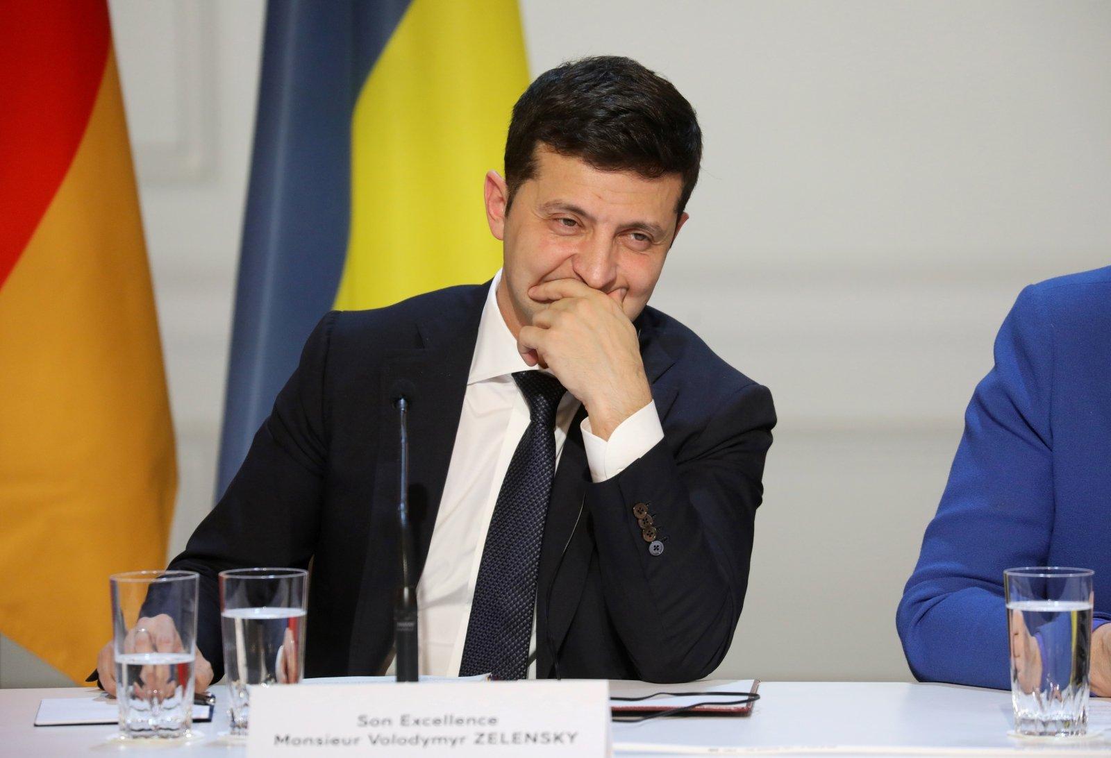 Зеленский: Сняли вопрос о $3 млрд, которые мы выиграли у России в арбитраже. Мы готовы взять газом