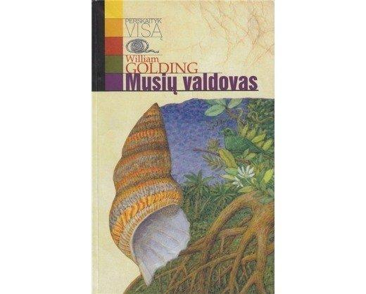 Williamo Goldingo knygos viršelis